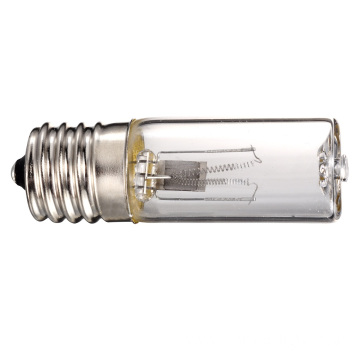 E17 185nm ultraviolet bulbs for air cleaner