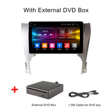 "DVD Android 10 ""8Core 32Go ROM pour Camry"