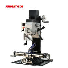 BT20V Mini bench universal drilling milling machine