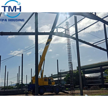 warehouse structural steel structure hanger metal design