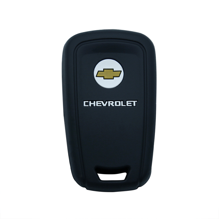 5 Button Car Key Silicone Cover