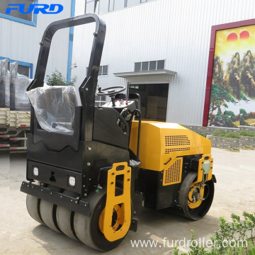 Cheap Price Rubber Tire Road Roller for Sale