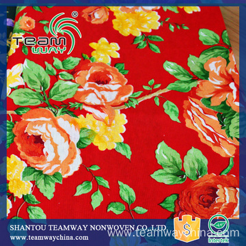 Heat Transfer Printing Service for RPET fabric 240cm