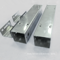 Galvanized Steel Solid Trunking Type Cable Tray