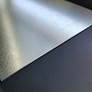 2mm thick Hot dip galvanized steel sheet size