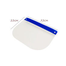 High Quality Durable Clear plastic Face Shield