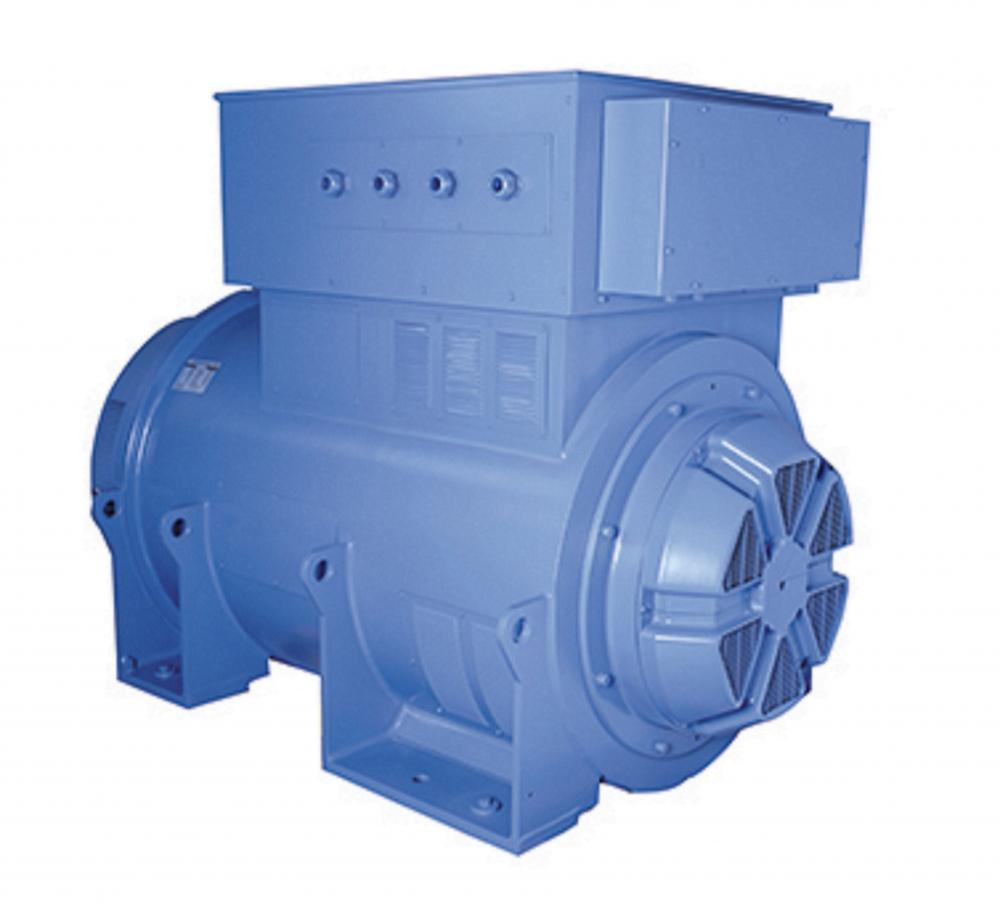 1640kW High Voltage Alternators