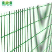 High Quality PVC Coated Double Horizontal Mesh