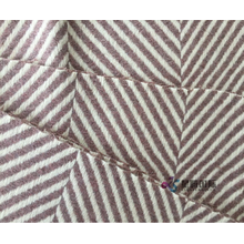 Refined Double Faced Blended Wool Fabric