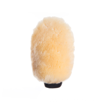 Sheepskin Horse Wash Mitt