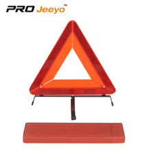 customized Reflecting folding warning triangle for emergency