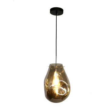 Nordic American Village Retro Industry glass pendant lamp