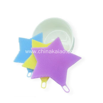 Excellent Quality Silicone Star Face Cleanser