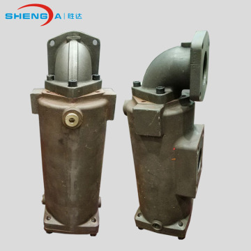 Hydraulic Inline Cast Oil Filter Assembly