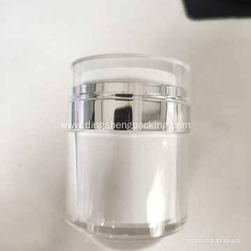 15G empty jar for face cream