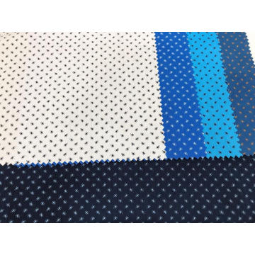 T/C Stretch Plain Printed Fabric
