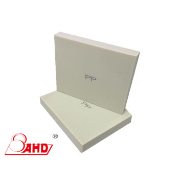 Factory Wholesale Extruded Plastic PP Polypropylene Sheet