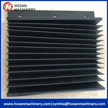 Factory Customized Flexible Guideway Shield Accordion