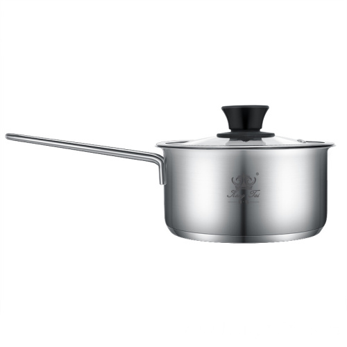 Pure Titanium Milk Pot Non-stick Pot
