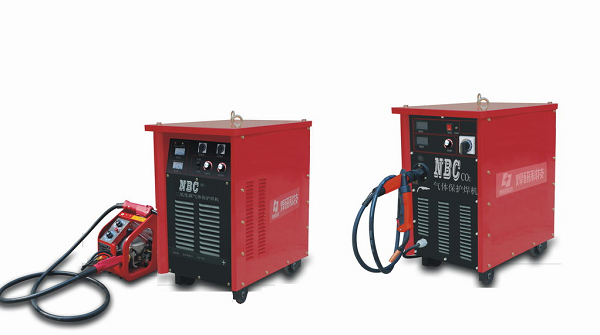 Nbc Inverter Gas Shield Welding Machine