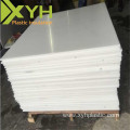 Extruded White Plastic POM sheet in good quality
