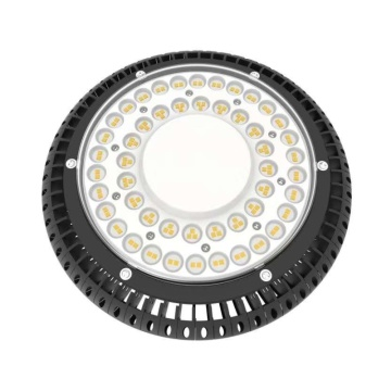 Persetujuan CE RoHS IP65 Industrial 150W Driverless UFO LED High Bay Light pikeun Gudang