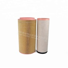 Construction Machinery Round PU Air Filters