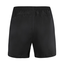 Mens Black Dry Fit Soccer Wear Short