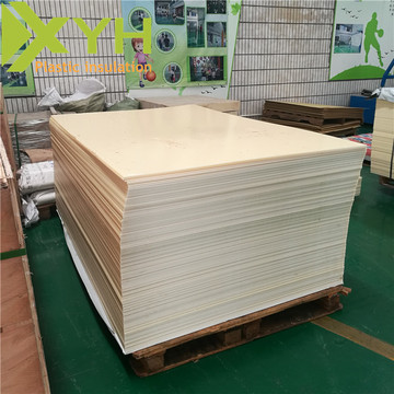 Natural 10mm ABS Sheet for Refrigerator industry