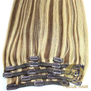 Wholesale best clip in hair extensions