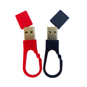 Fancy Key Ring 2gb USB Stick Logo