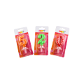 Color Party Birthday Cake Number Candles