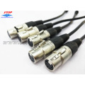 XLR 5pin Female Jack Microphone Audio Connector