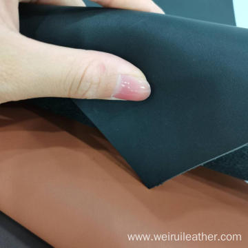 Fog Face Thickened PVC Leather
