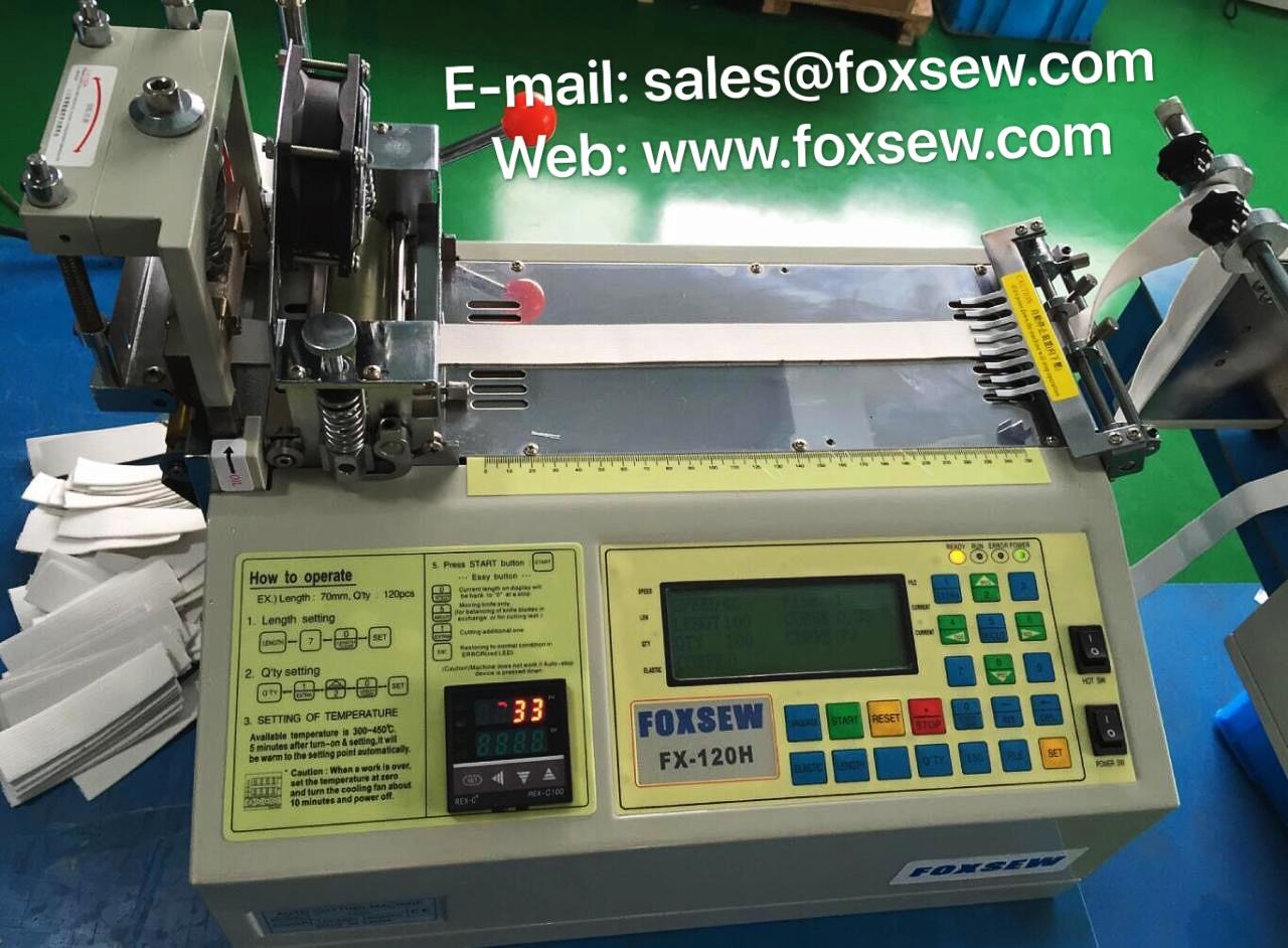 Automatic Elastic Cutting Machine -2