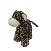 Plush Leopard With Musical