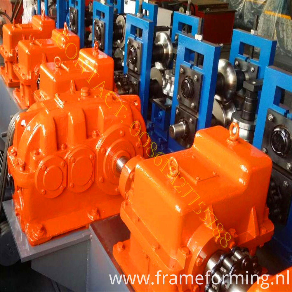 bolts rolling forming machine (9)