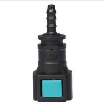 Conductive Quick Connector 6.30 (1/4) - ID3 - 0° SAE