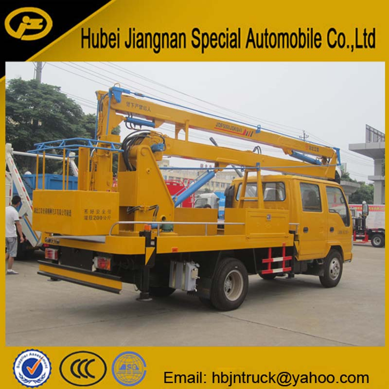 Isuzu High Up Truck