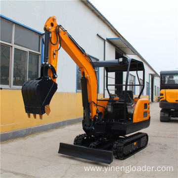2 Ton Garden Mini Excavator for Sale