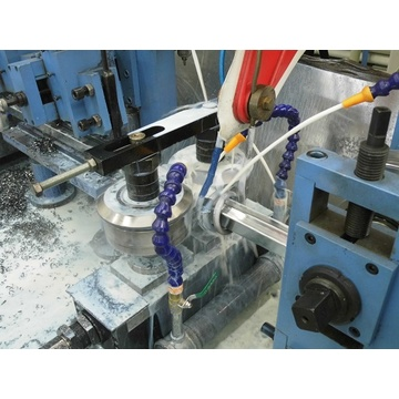 WELDED PIPE PRODUCTION LINE