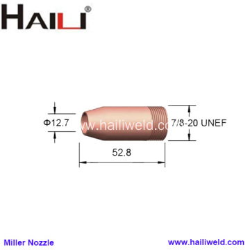 "Miller Nozzle 049099 1/2"" for GA-20C gun"