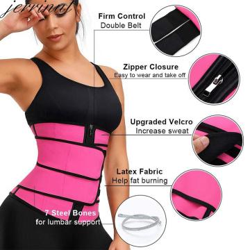 Jerrinut Waist Trainer Women's Binders and Shapers Slimming Sheath Belly Women Odeling Strap Body Shapewear Women Corset