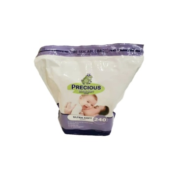 Private Label Softcare Biodegradable Baby Wet Wipes