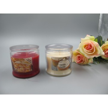 3 OZ Scented Glass Candles