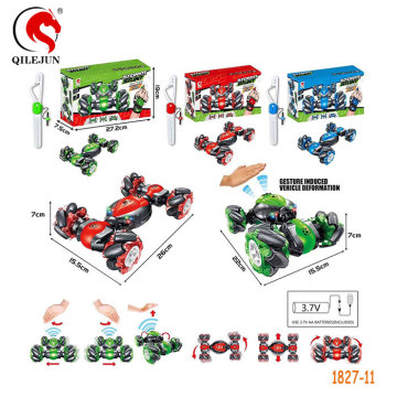 1827-11 QILEJUN R/C 1:18 MINI STUNT CAR