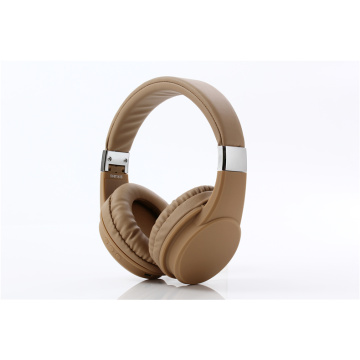 Cuffie bluetooth wireless blu pieghevoli popolari