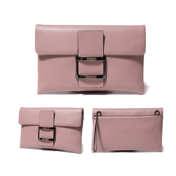 Custom PU Leather Women Party Wallet Clutch Bag