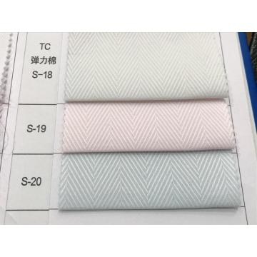 T/C Tooling Stretch  Dyed Fabric