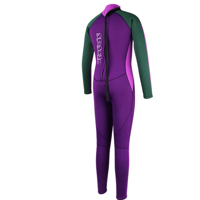 Dw025 Seaskin Child Full Wetsuits 5